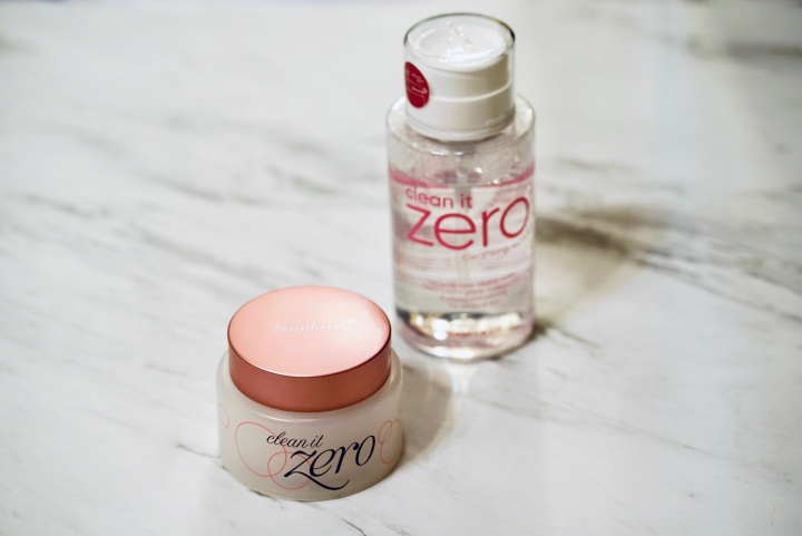 Review: Banila Co Clean It Zero Cleansing Balm and Cleansing Water