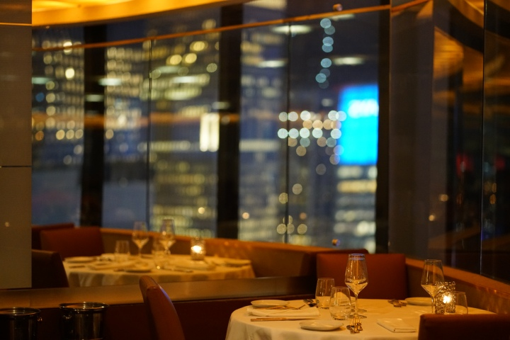 The View Restaurant at the Marriott Marquis, New York